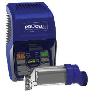 เครื่องสร้างคอลรีนด้วยเกลือ Pro Cell