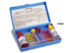วิธีการใช้ชุดทดสอบความเป็นกรด ด่างของน้ำ (TEST KIT)